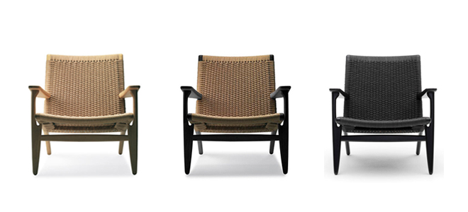 Furniture - Chair - CH25 Easy Chair - Hans Wegner