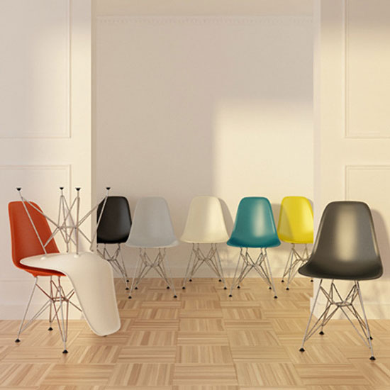 Furniture - Chair - DSR&DSW - Charles Eames