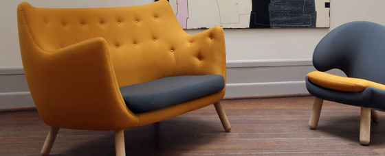 Furniture - Sofa - Poeten - Finn Juhl
