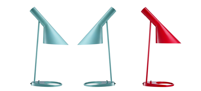Lighting -  AJ table - Arne Jacobsen