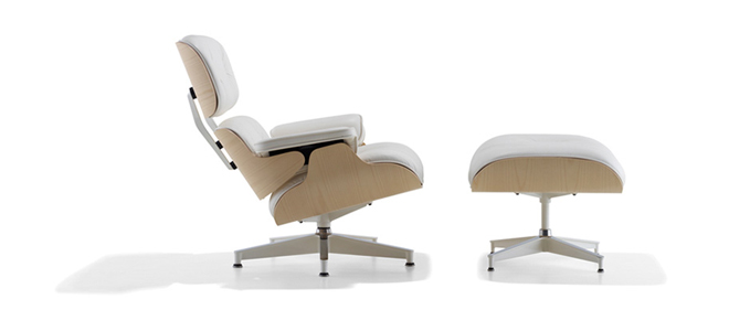 Furniture - Chair - Ottoman - Charles - Ray Eames