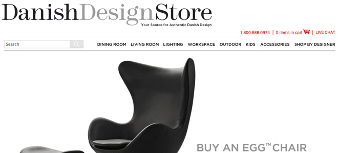Designshop - danishdesignstore.com - New York - USA