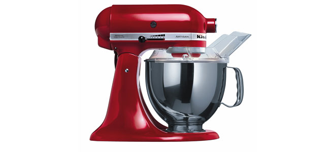 Home - Accessories - Mixer - KitchenAid