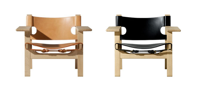 Furniture - Chair - Spanish -  Borge Mogensen